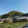 柳生古城遠景