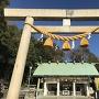 神前神社 鳥居 拝殿