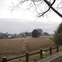 公園(本丸)北側