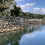 水堀と石垣②