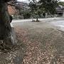朝日山神社参詣者駐車場
