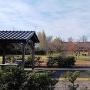 綺麗に整備された陣屋公園