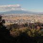 天ヶ岳砦からの眺望