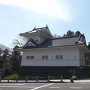 仙台城大手門脇櫓