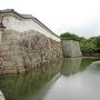 厩口門の水堀