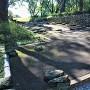 三ノ段・礎石建物跡(北側)