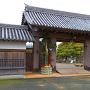 門松と復元鷲之門(1)