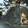 櫓台石垣(塩櫓)