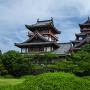 夏の伏見城