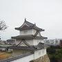 坤櫓(天守台から)