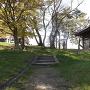 多賀城碑が収められているお堂
