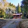 中の城跡(高城神社)