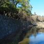 内堀(黒門橋から)