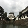 北の丸 八坂神社方面からの天守