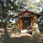 本丸跡(八幡社)