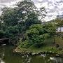 小倉城庭園と天守