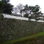石垣と着見櫓