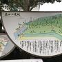 住吉神社にある案内板