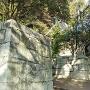 二ノ丸史跡庭園入り口