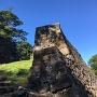水の手門石垣