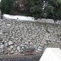 石垣の継ぎ目