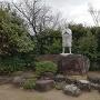 天草四郎の像です