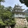 模擬三重櫓(東門)