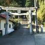 大森神社駐車場(35.401454,137.071904)