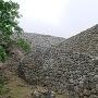 壮大な城壁