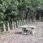 北二の丸『女軍の墓』
