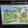 豊橋公園案内図