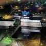 クラウンプラザホテルからの夜景