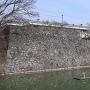二ノ丸南追手門跡(お堀側から)