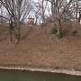 巽櫓跡(お堀側から)