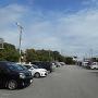 安慶名城 駐車場