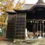 金峯神社本堂