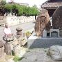 千葉城 千葉宗胤夫妻の墓