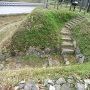 整備された二の丸埋門