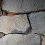 東門にある刻印石①