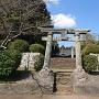 千束八幡神社(城址)