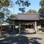 須佐神社(城址)
