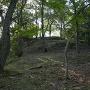 石弓の段から西の丸方向