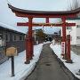 稲荷神社入口