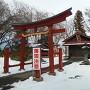 稲荷神社(本丸跡)