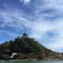 船上からの犬山城