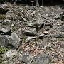 大手門跡の石段