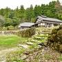 佐柿町奉行所(御茶屋屋敷)跡石垣