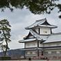 菱櫓(二の丸広場側)