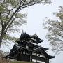 三重櫓(北側から)