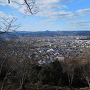 神辺城から見る景色